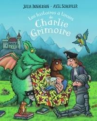"""Afficher """"Les Histoires à tiroirs de Charlie Grimoire"""""""