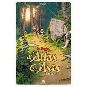 "Afficher ""La saga d'Atlas & Axis"""