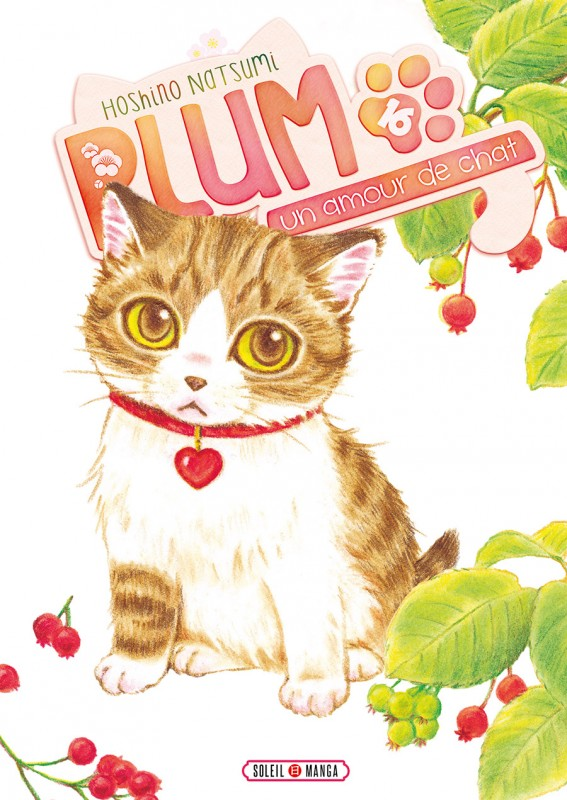 Plum, un amour de chat n° 16 Plum, 16