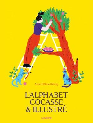 """Afficher """"L'Alphabet cocasse et illustré"""""""