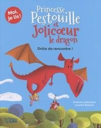 """Afficher """"Princesse Pestouille et Jolicoeur le dragon Drôle de rencontre"""""""