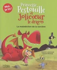 """Afficher """"Princesse Pestouille et Jolicoeur le dragon La malédiction de la sorcière"""""""