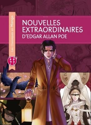 """Afficher """"Nouvelles extraordinaires d'Edgar Allan Poe"""""""