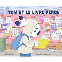 """Afficher """"Tom et le livre perdu"""""""