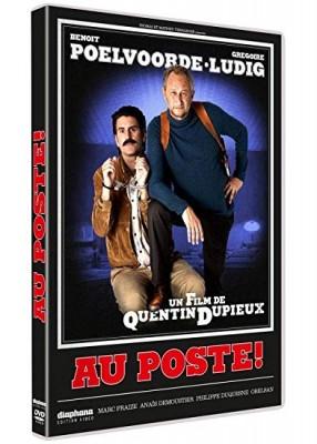 vignette de 'Au poste ! (Quentin Dupieux)'