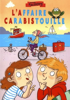 "Afficher ""L'Affaire carabistouille"""