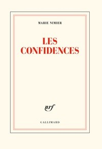 vignette de 'Les confidences (Marie Nimier)'
