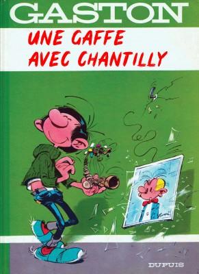 """Afficher """"Une Gaffe avec Chantilly"""""""