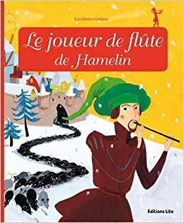 """Afficher """"Le Joueur de Flûte de Hamelin"""""""