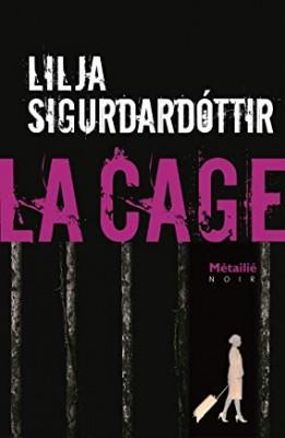 """Afficher """"Reykjavik noir n° 03 La Cage"""""""