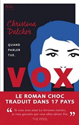 vignette de 'Vox (Christina Dalcher)'