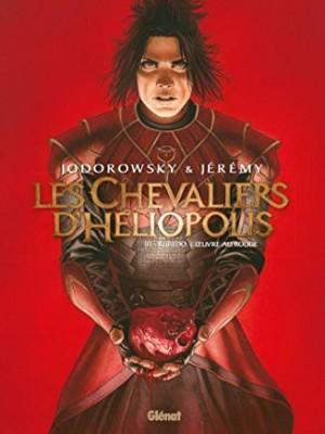 Les Chevaliers d'Héliopolis n° 3<br /> Rubedo, l'oeuvre au rouge