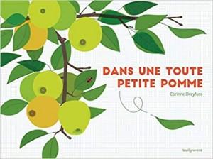 """Afficher """"Dans une toute petite pomme"""""""