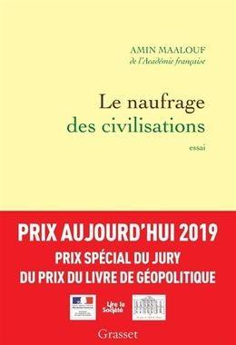 """Afficher """"Le naufrage des civilisations"""""""