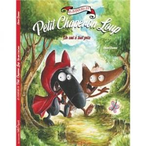 """Afficher """"Les aventures du Petit Chaperon Loup Petit Chaperon Loup veut un ami"""""""