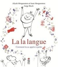 """Afficher """"La la langue"""""""