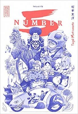 """Afficher """"Number 5 - série complète n° 1 Number 5 - intégrale 1/2"""""""