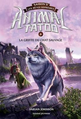 """Afficher """"Animal tatoo n° 13 Griffe du chat sauvage : animal tatoo t13 (La)"""""""