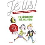 vignette de '1,2,3...Je lis ! n° 1<br /> Les aventuriers des jeux vidéo (Geneviève Guilbault)'