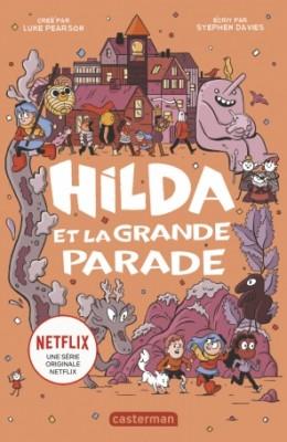 """Afficher """"Hilda n° 2 Hilda et la grande parade"""""""