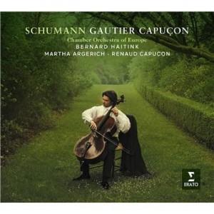 """Afficher """"Cello concerto, op. 129, la mineur"""""""