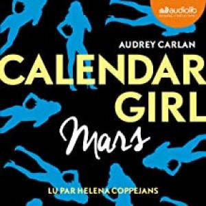 """Afficher """"Calendar girl n° 3 Calendar girl - Été : Juillet-Août-Septembre"""""""