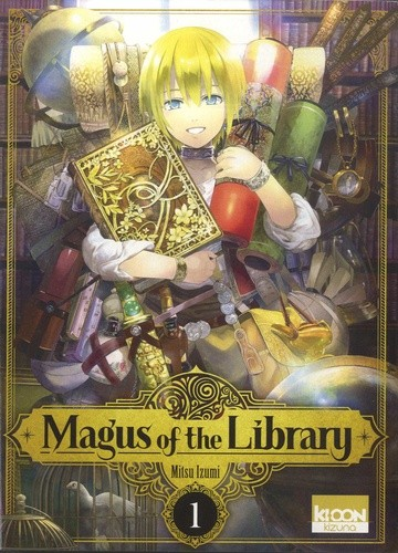 Magus of the library n° 1