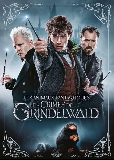 Les Animaux fantastiques n° 2 Les Crimes de Grindelwald