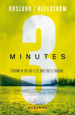 "Afficher ""Trilogie 3 secondes, 3 minutes, 3 heures n° 2 3 minutes"""