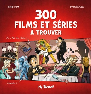 vignette de '300 films et séries à trouver (Boris Uzan)'
