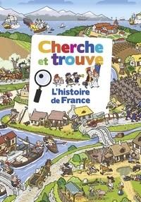 """Afficher """"Cherche et trouve L'histoire de France"""""""