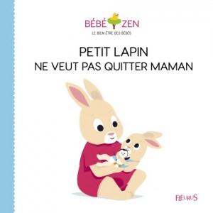 """Afficher """"Petit lapin ne veut pas quitter maman"""""""