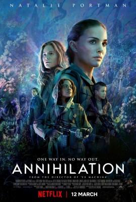 """Afficher """"Annihilation"""""""