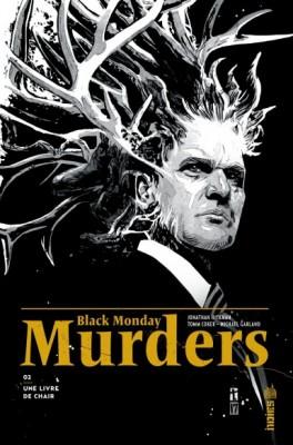 """Afficher """"Black monday murders n° 2 Une livre de chair"""""""