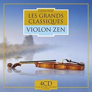 """Afficher """"Grand classiques / violon zen"""""""