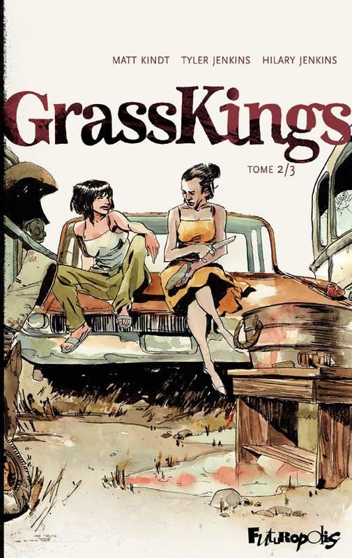 Grass kings n° 2 Grass kings.