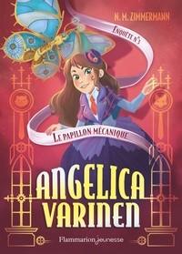 """Afficher """"Angelica Varinen n° 3 Le papillon mécanique"""""""