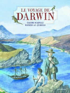 """Afficher """"Le voyage de Darwin"""""""
