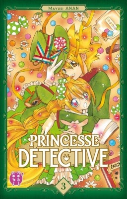 """Afficher """"Princesse détective n° 3 Princesse détective, 3"""""""