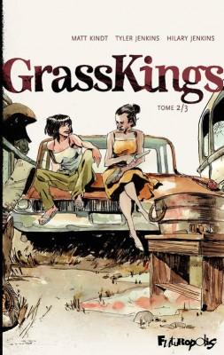 """Afficher """"Grass kings n° 2 Grass kings."""""""