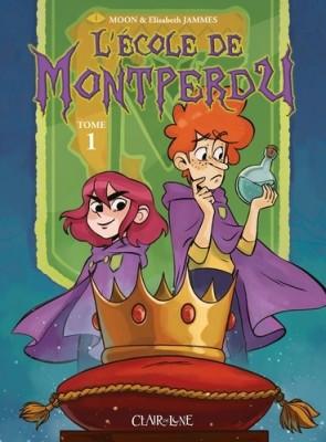 vignette de 'L'école de Montperdu n° 1<br /> L'école de Montperdu, 1 (Moon)'