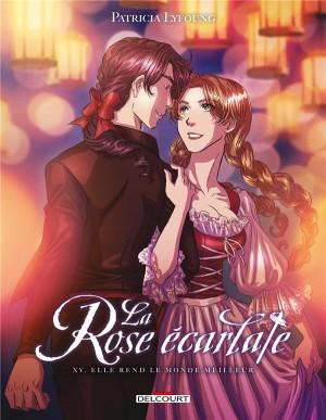 """Afficher """"La Rose écarlate n° 15 Elle rend le monde meilleur"""""""