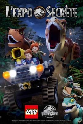 "Afficher ""Lego Jurassic world - L'expo secrète"""