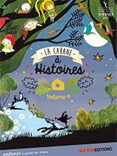 """Afficher """"Cabane à histoires (La) - Vol 4"""""""