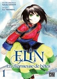 """Afficher """"Elin, la charmeuse de bêtes - série en cours n° 1 Elin, la charmeuse de bêtes - tome 1"""""""