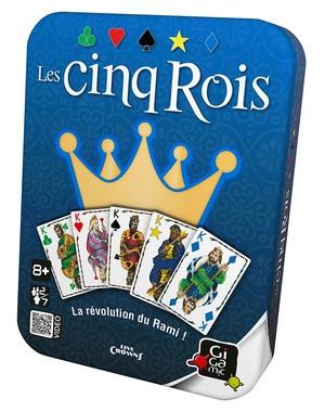 """Afficher """"Les cinq rois"""""""