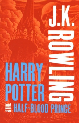 "Afficher ""Harry Potter n° 6 Harry Potter and the Half-Blood Prince"""