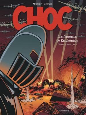 """Afficher """"Choc n° 3 Les fantômes de Knightgrave"""""""