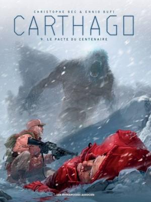 """Afficher """"Carthago n° 9 Le Pacte du centenaire"""""""