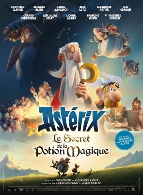 """Afficher """"Astérix - Le Secret de la Potion Magique"""""""